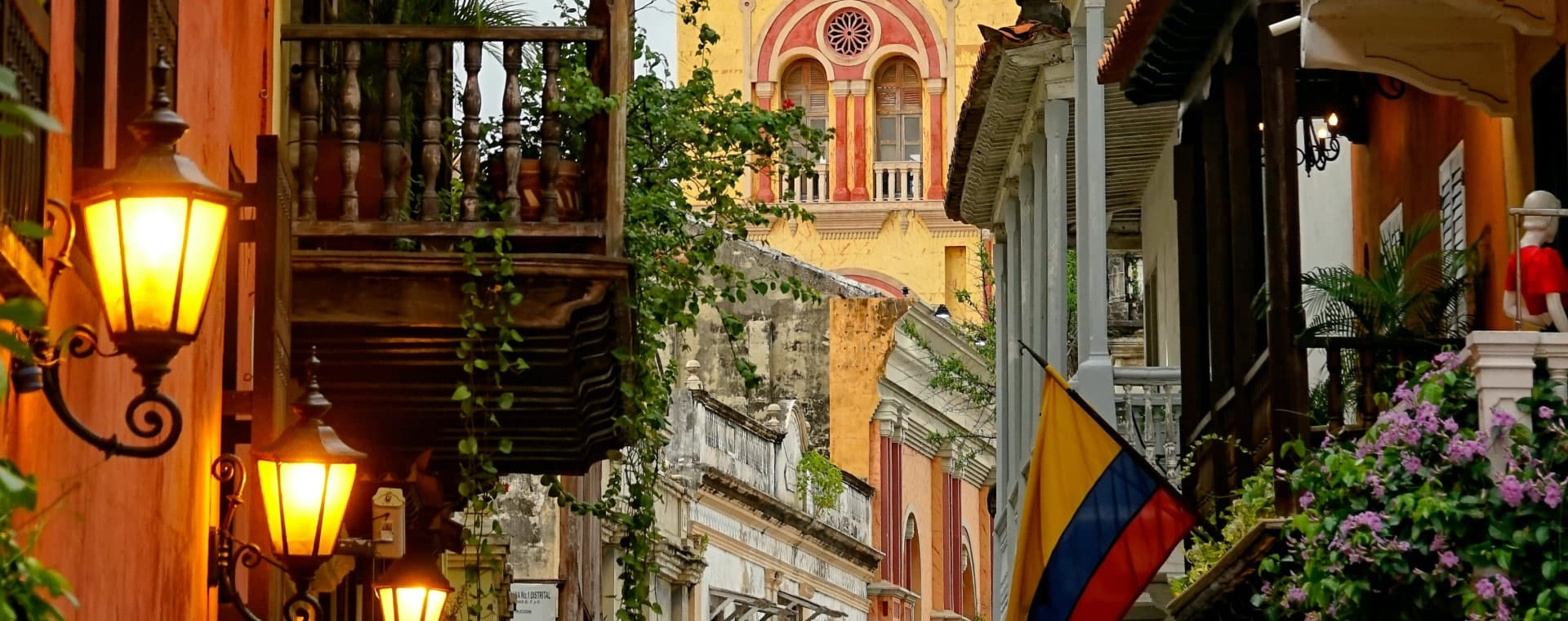 Colombia risks illustration