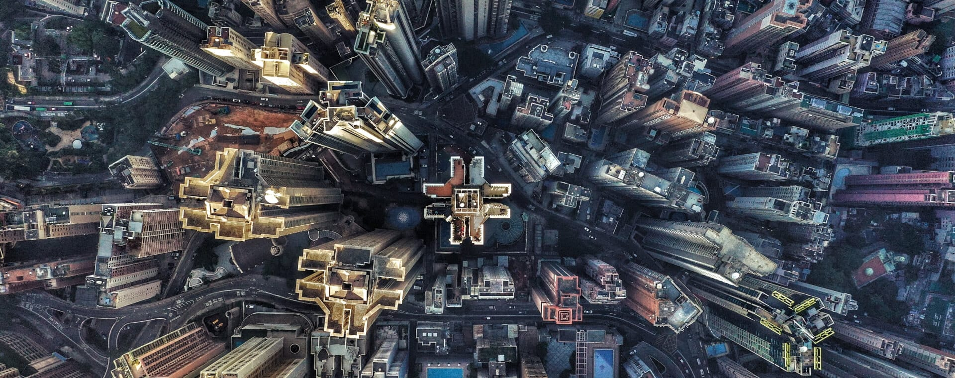 Hong Kong risks illustration