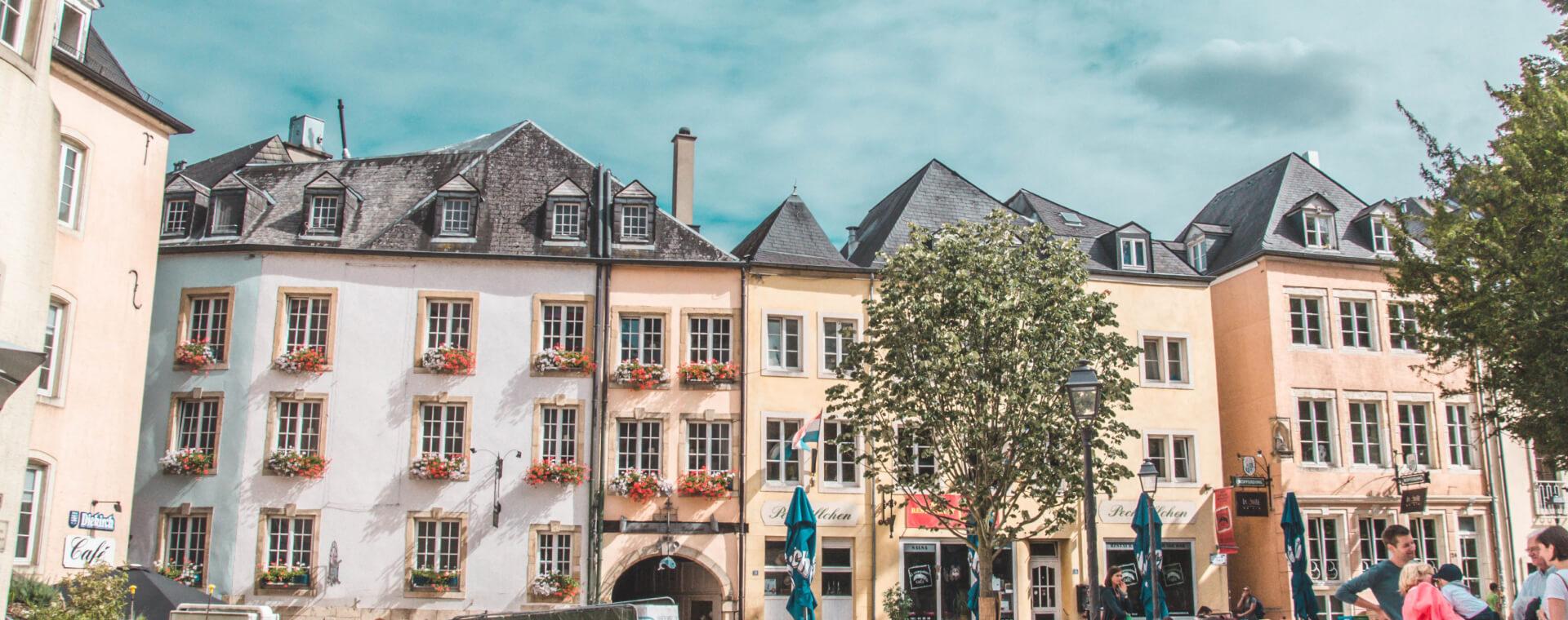Luxembourg risks illustration