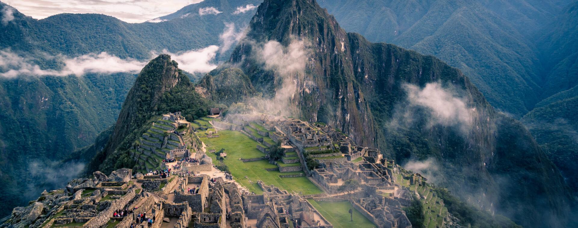 Peru risks illustration