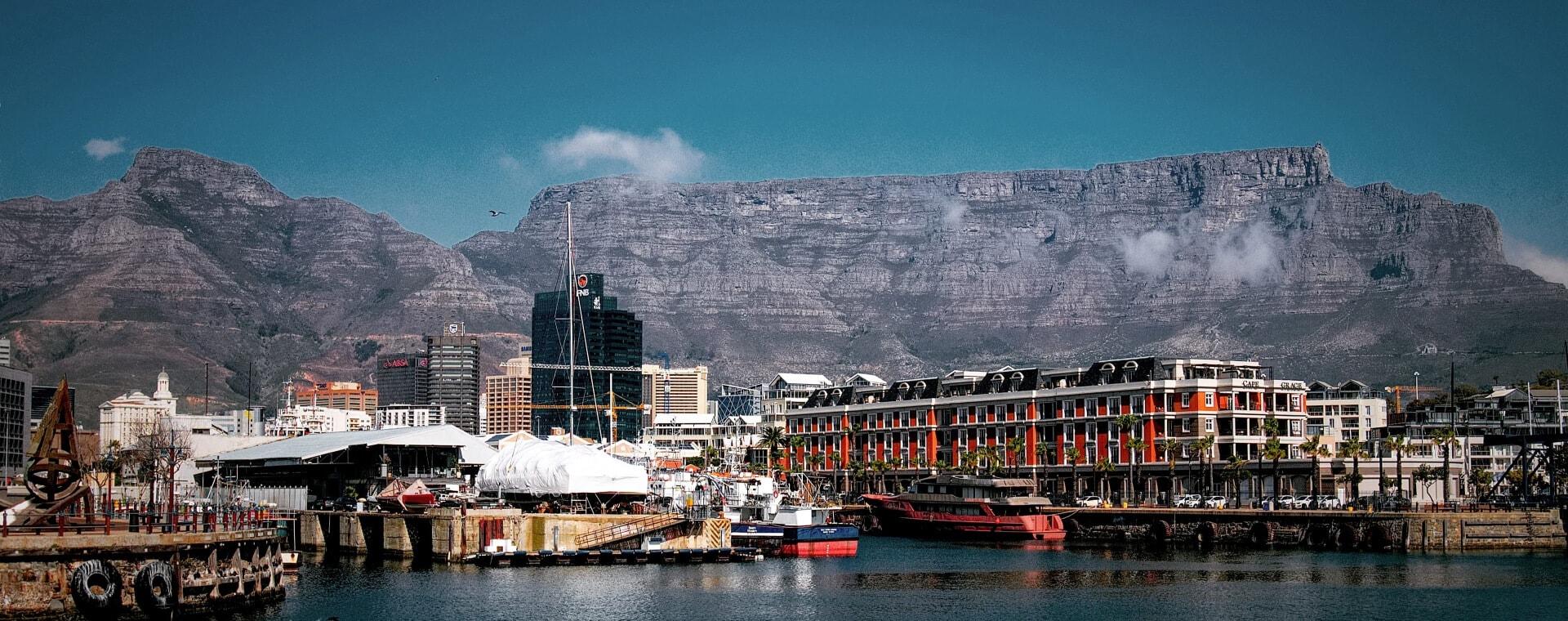 South Africa risks illustration
