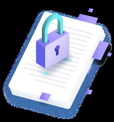 List lock illustration