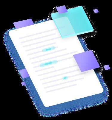 Notebook illustration